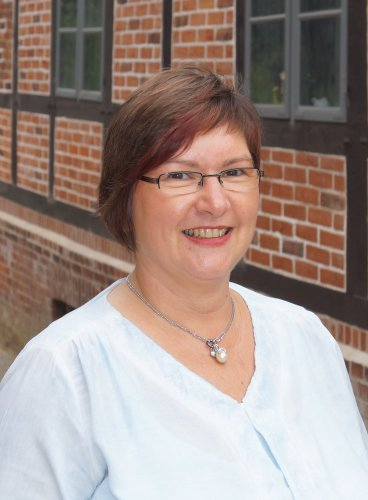SPD-Kandidatin für den Fleckenrat Bardowick 2016 Bettina Hellmold