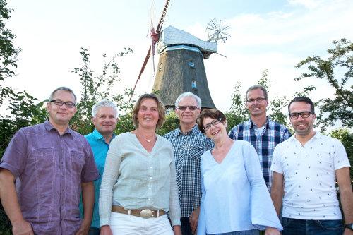 SPD-Kandidaten/-innen Gemeinderatswahl Handorf 2016