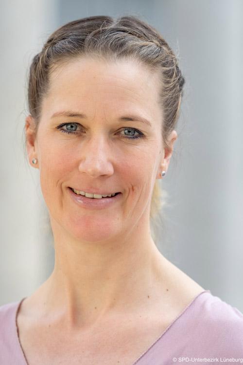 Frauke Ruff aus Bardowick SPD Kandidatin Kreistag Lüneburg