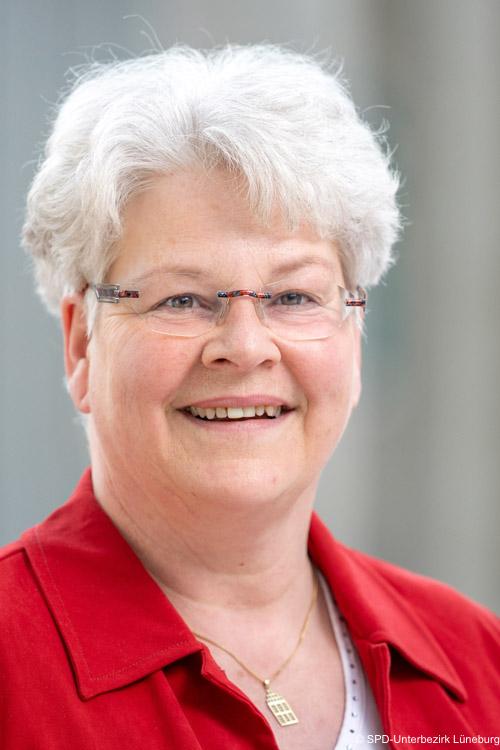 Silke Rogge aus Vögelsen SPD Kandidatin für Kreistag Lüneburg